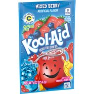 Kool-Aid Drink Mix - mixed Berry - 1 x 6,2 g