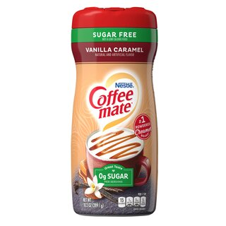 Nestle - Coffee-Mate - Sugar Free - Vanilla Caramel - 1 x 289,1 g