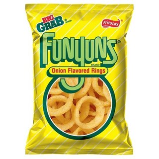 Funyuns Onion Flavored Rings - 1 x 35,4g